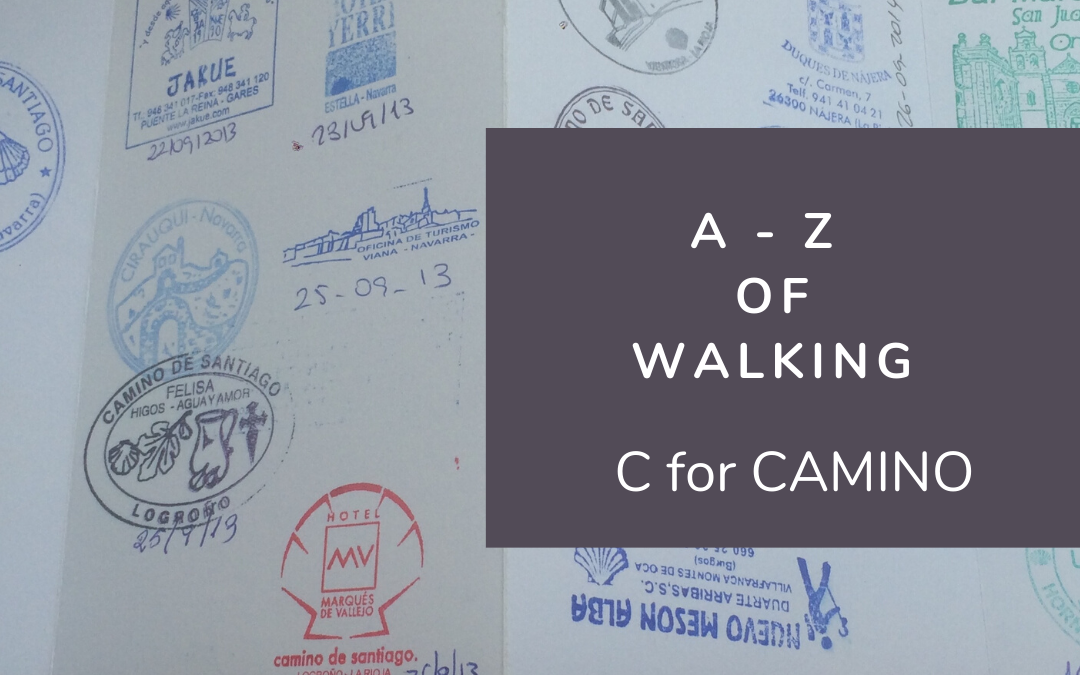 C is for Camino