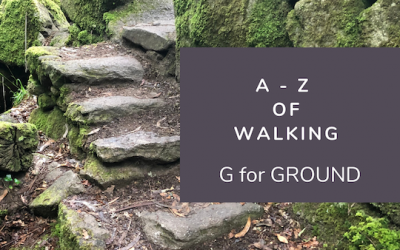 G is for Ground