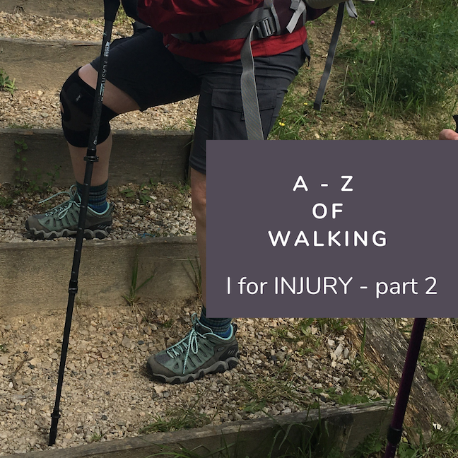 I is for Injury – Part 2 – Common Injuries